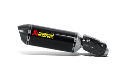 AKRAPOVIC S-K6SO6-HZC Выхлопная система Slip-On Line (Carbon) Kawasaki Ninja ZX-6R 2009-16