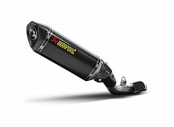 AKRAPOVIC S-K8SO2-HRC Выхлопная система Slip-On Line (Carbon) Kawasaki Z800 2013-16